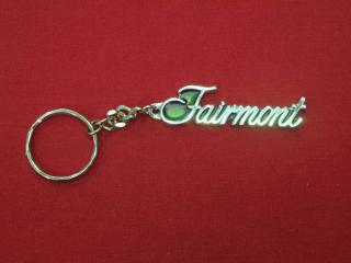 FAIRMONT KEY RING
