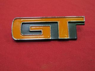 XA GT BOOT BADGE SHORT PINS